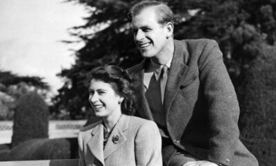 Queen Elizabeth and Prince Philip's extraordinary love story