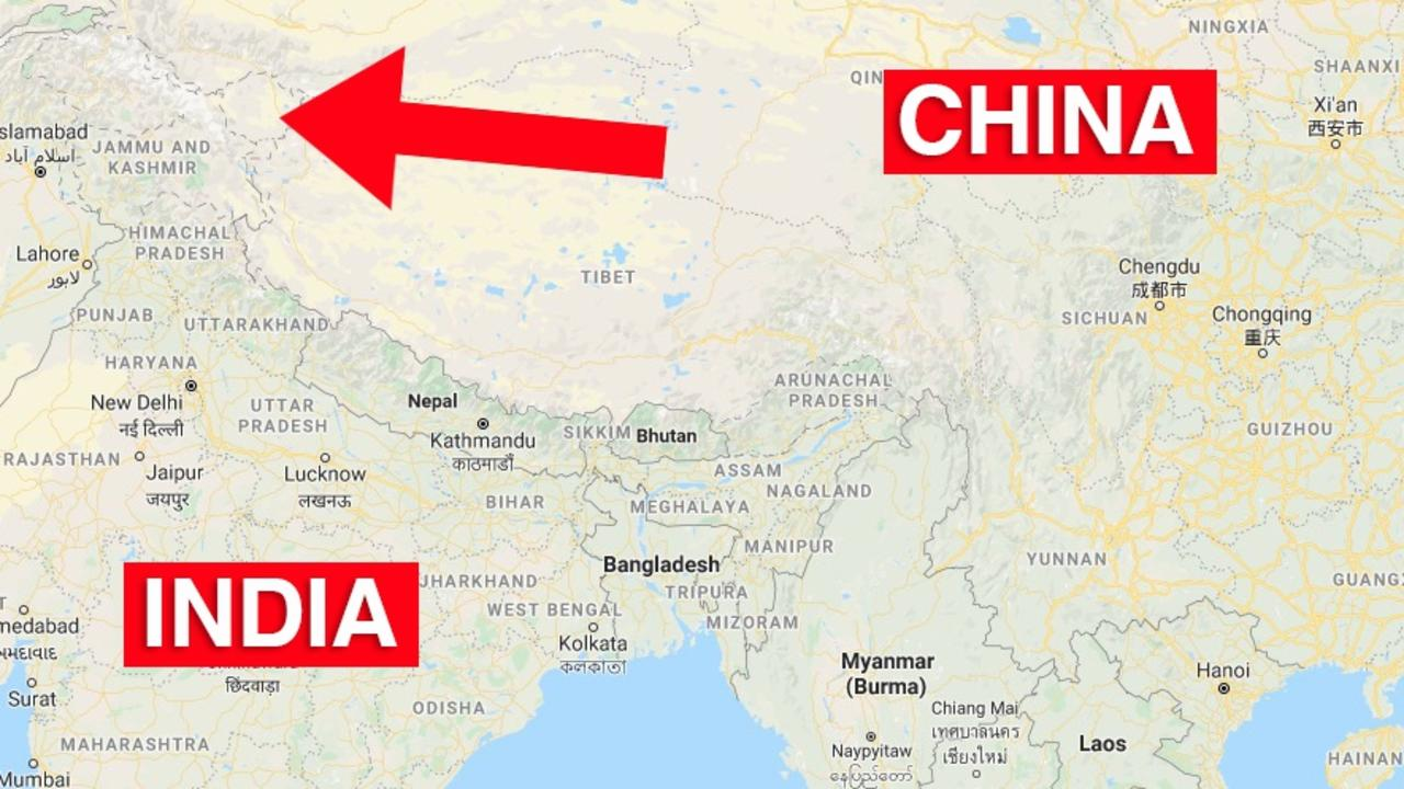 The deaths occurred in Aksai Chin, a region controlled by China but claimed by India. high in the Himalayas.