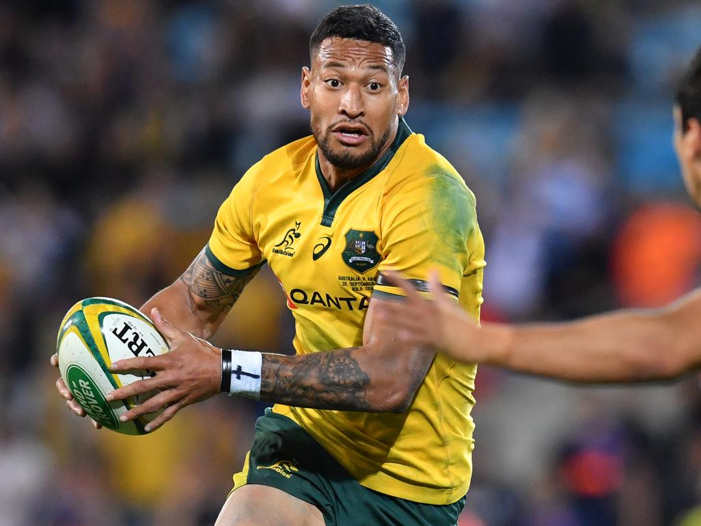 Who will win the standoff between Folau and Rugby Australia?