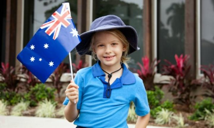 What should you tell your kids on Australia Day?