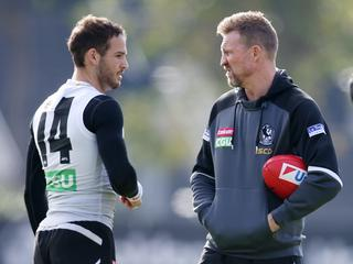 COLLINGWOOD TRAINING