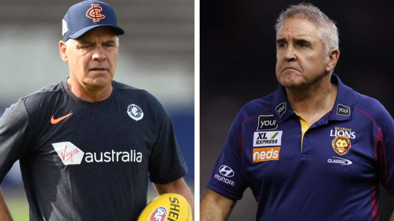 Carlton reportedly sounded out Chris Fagan about its vacant coaching position