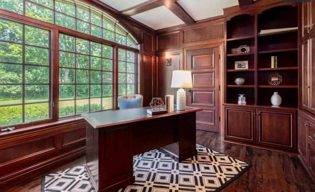 The study. Picture: Realtor