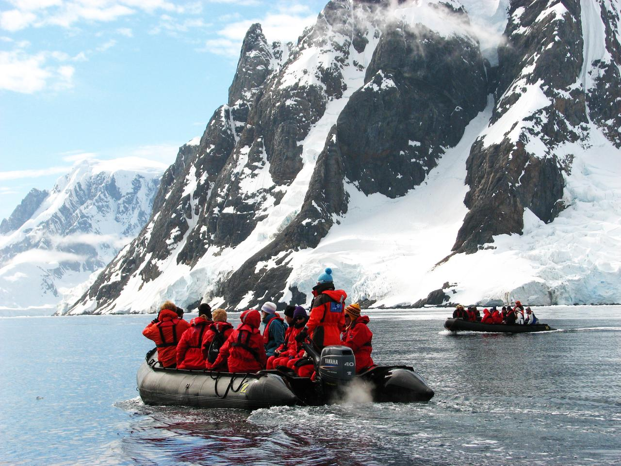 Supplied Editorial SA Weekend travel Antarctica Cruise Expeditions Picture suppled