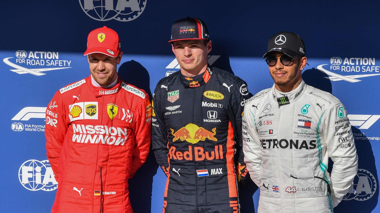 The superstars of Formula 1 are back for another campaign.