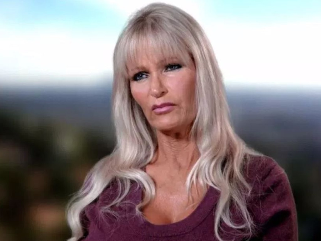 Patti Laurman has revealed what it was like to live with a murderer in a new documentary. Picture: Crime and Investigation Channel