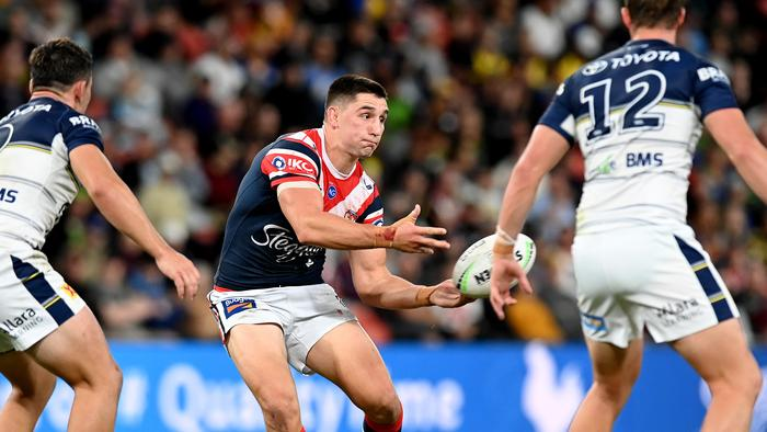 NRL Rd 10 - Roosters v Cowboys
