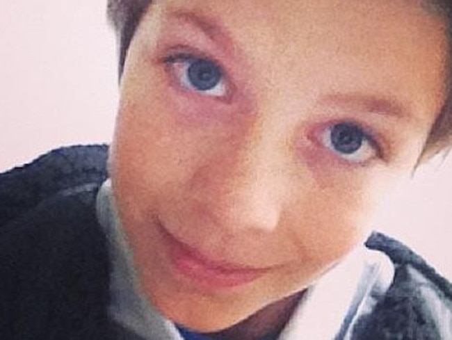 Luke Batty was killed by his father in 2014.