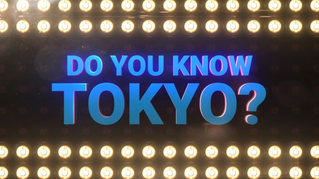 Do you know Tokyo? We test Aussie Olympians