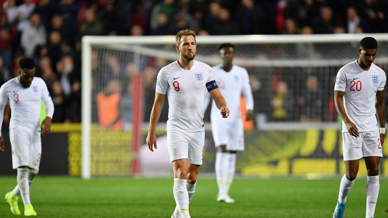 Euro 2020: On a day Ronaldo shines, England see their 10-year qualifying streak ruined