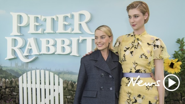 Margot Robbie and Elizabeth Debicki attempt five accents