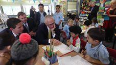 AUSTRALIA: Prime Minister Explains Rationale Behind School Funding Injection May 03