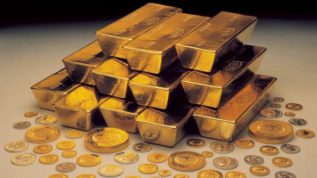 Will the gold rise again?