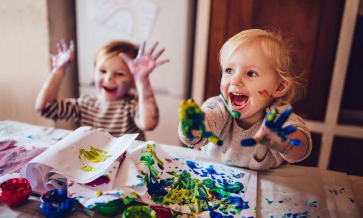 Your child's drawings may predict their IQ