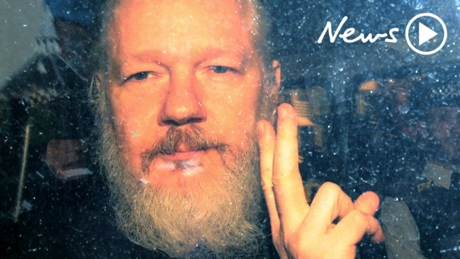 Julian Assange jailed: Wikileaks founder sentenced
