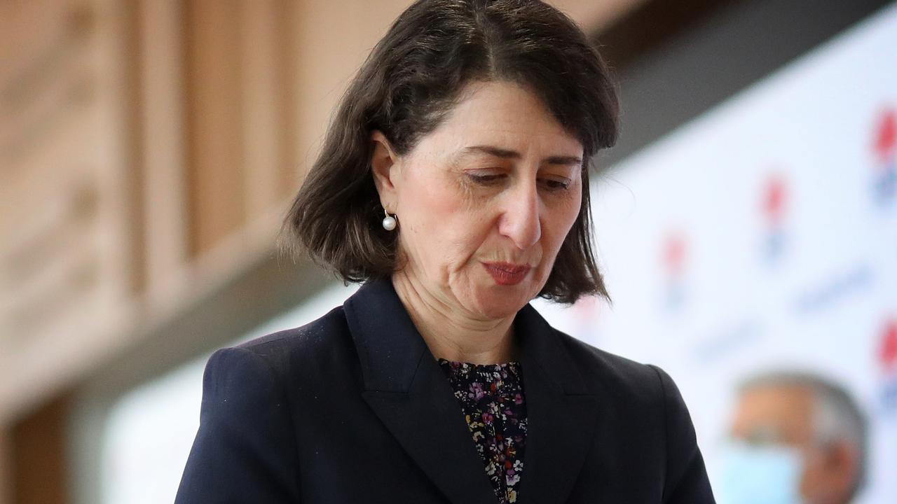 NSW Premier Gladys Berejiklian said she has met with community leaders almost every day. Picture: NCA NewsWire / Christian Gilles