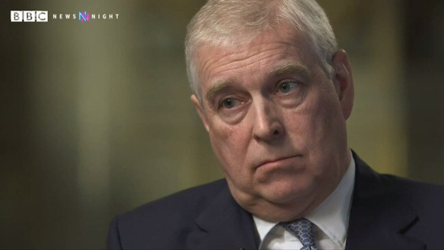 Prince Andrew reveals links to Jeffrey Epstein in tell-all interview (BBC)