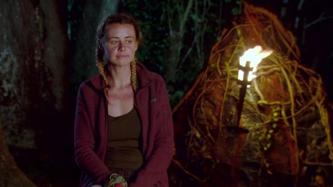 Survivor All-Star Phoebe voted out