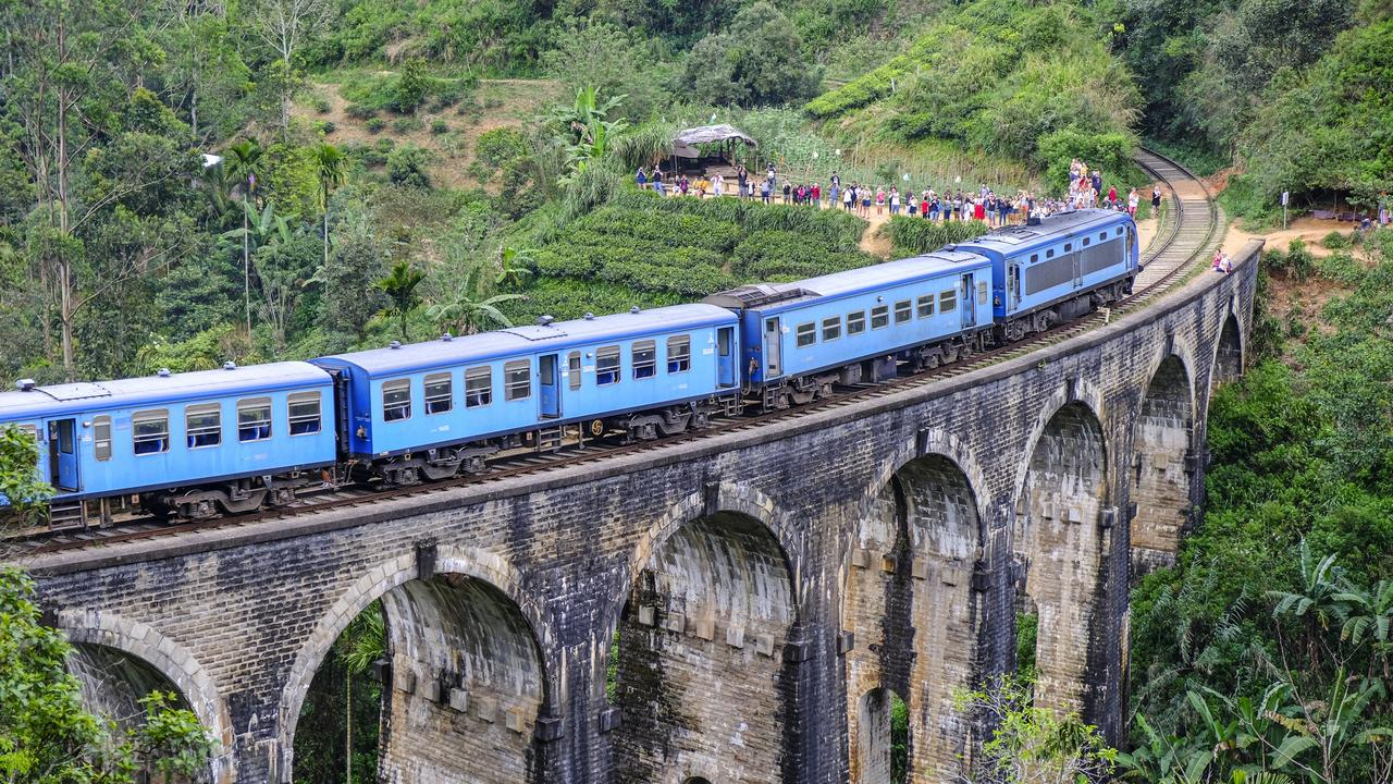 Train travel is the quintessential way to see Sri Lanka.