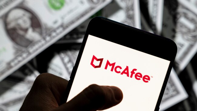 John McAfee came to prominence in the 1980s when he created antivirus software McAfee which still bears his name. Photo Illustration by Budrul Chukrut/SOPA Images/LightRocket via Getty Images
