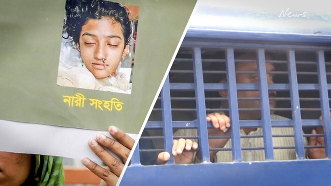 16 sentenced to death after burning alive Bangladesh teen