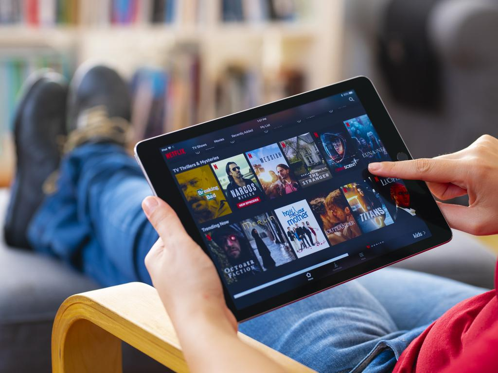 Netflix has ranked the top internet providers for streaming in Australia.