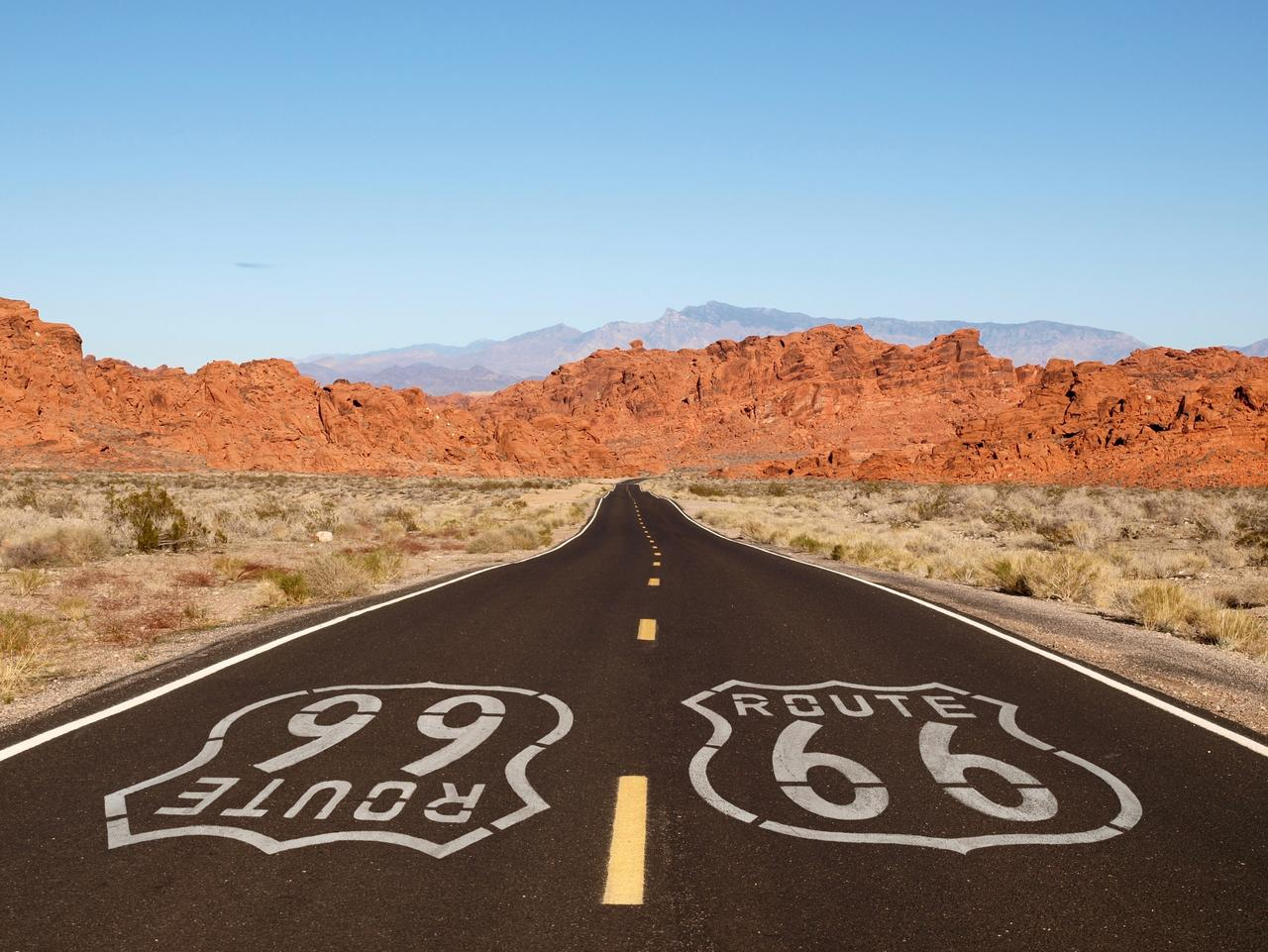 Supplied Travel OCTOBER 18 2015 DEALS Route 66 in the USA. For use with Trafalgar copy