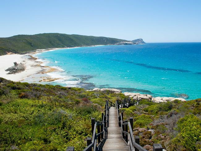"7. ALBANY, WA  WHY IT WON: ""As close as you'll get to a historic European city in WA, Albany is the western state's oldest European settlement, with a rich history and fantastic family appeal."" Picture: Wotif"