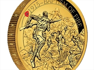 Limited edition collectable coins commemorating the Anzac spirit have been released by Perth Mint.