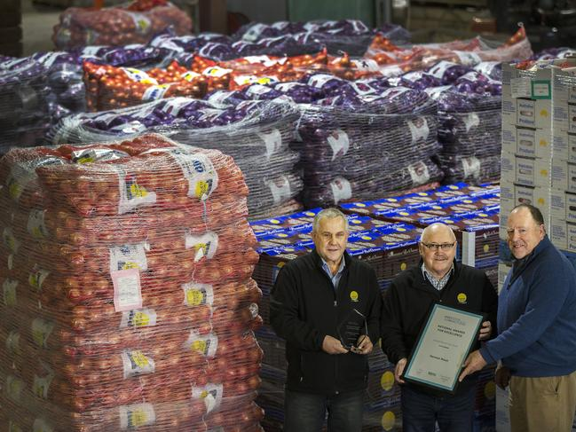 Hort Connections awards: Vegetable exporter eclipses rivals | The