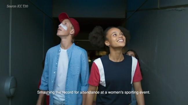 #FillTheMCG for International Women's Day