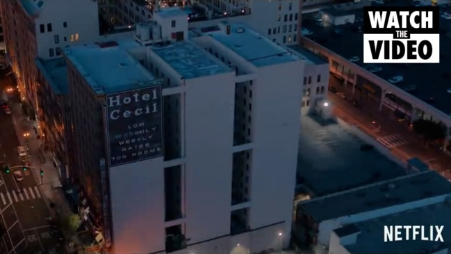 Trailer for Netflix's Crime Scene: The Vanishing at the Cecil Hotel