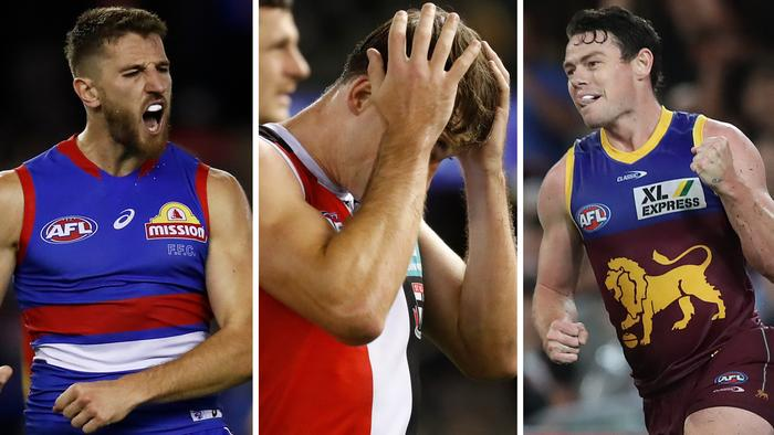 Every AFL club's Round 5 performance graded.
