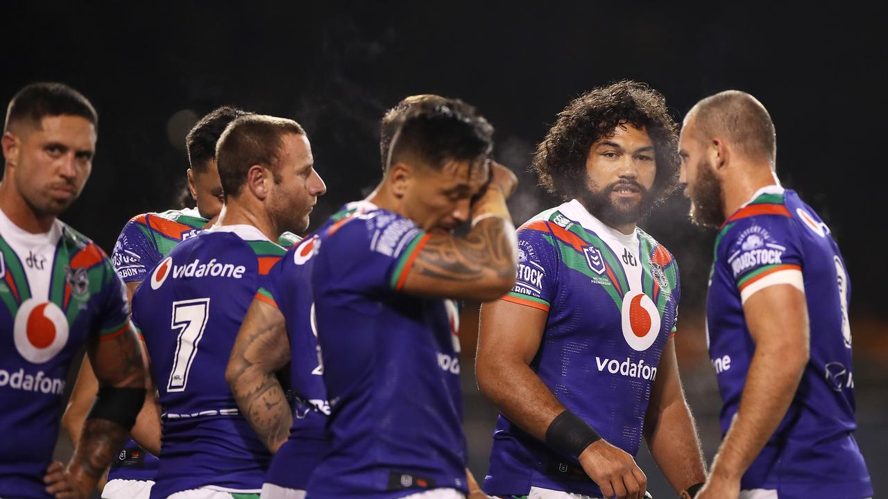 """The Warriors players were """"rattled"""" by the sacking of Stephen Kearney (Photo by Mark Kolbe/Getty Images)."""