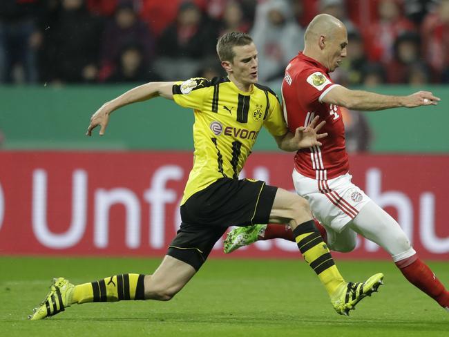 Dortmund's Sven Bender.
