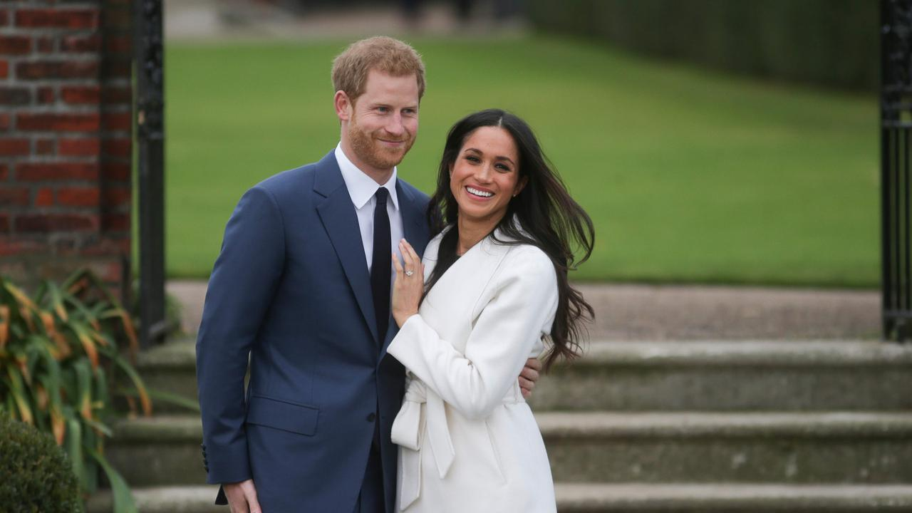 Meghan is fighting hard to keep the identities of her friends private. Picture: Daniel Leal-Olivas/AFP