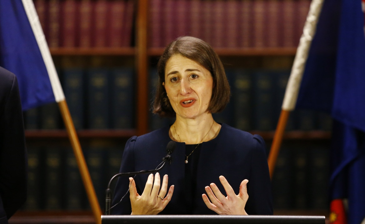 Berejiklian has no advice for McGowan on COVID-19 response