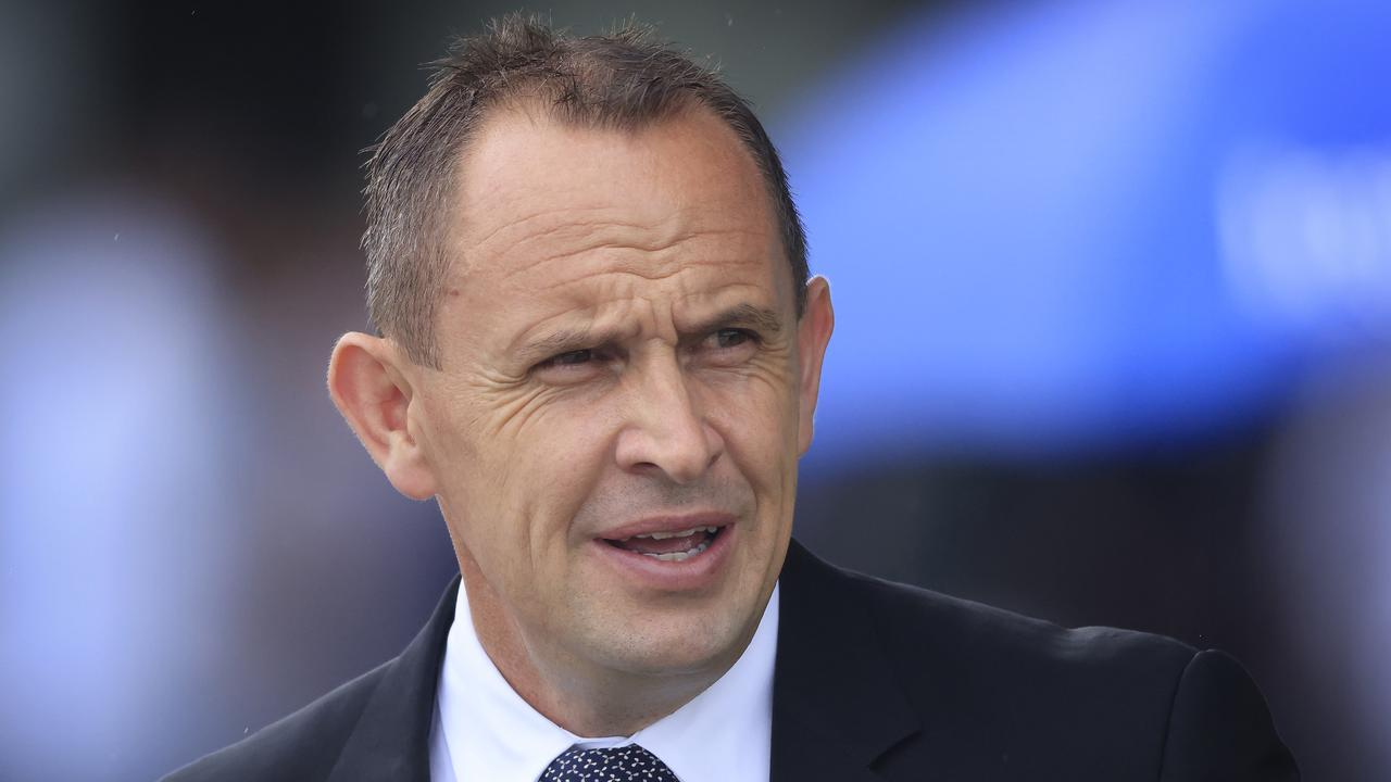 Champion trainer Chris Waller continued his dominance of the Bart Cummings Medal. Picture: Getty Images