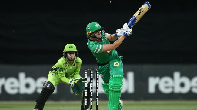 Melbourne Stars and Sydney Thunder in tomorrow night's WBBL|06 Final