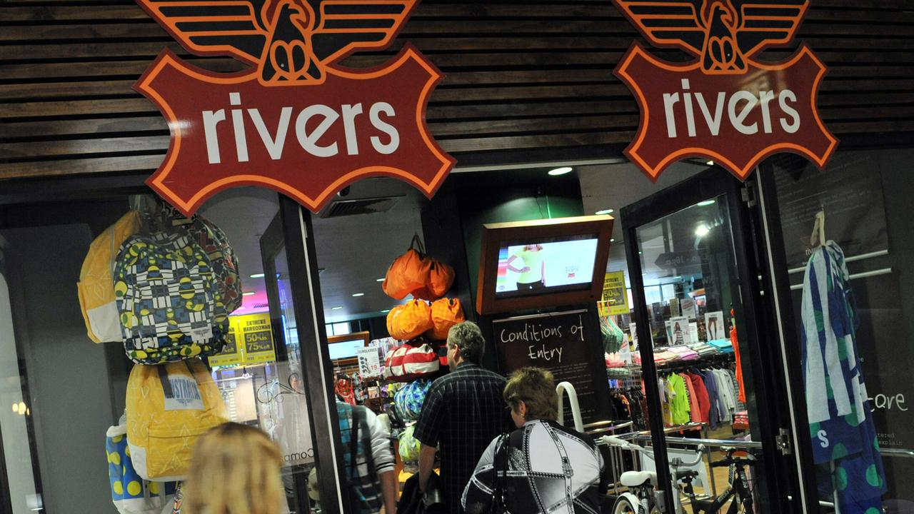Experts say fashion retailers were particularly at risk. Picture: Julian Smith/AAP