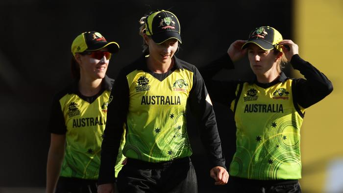 Australia v New Zealand - ICC Women's T20 Cricket World Cup