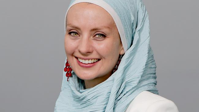 Dr Susan Carland has released a new book about women and Islam. Picture: Dylan Coker