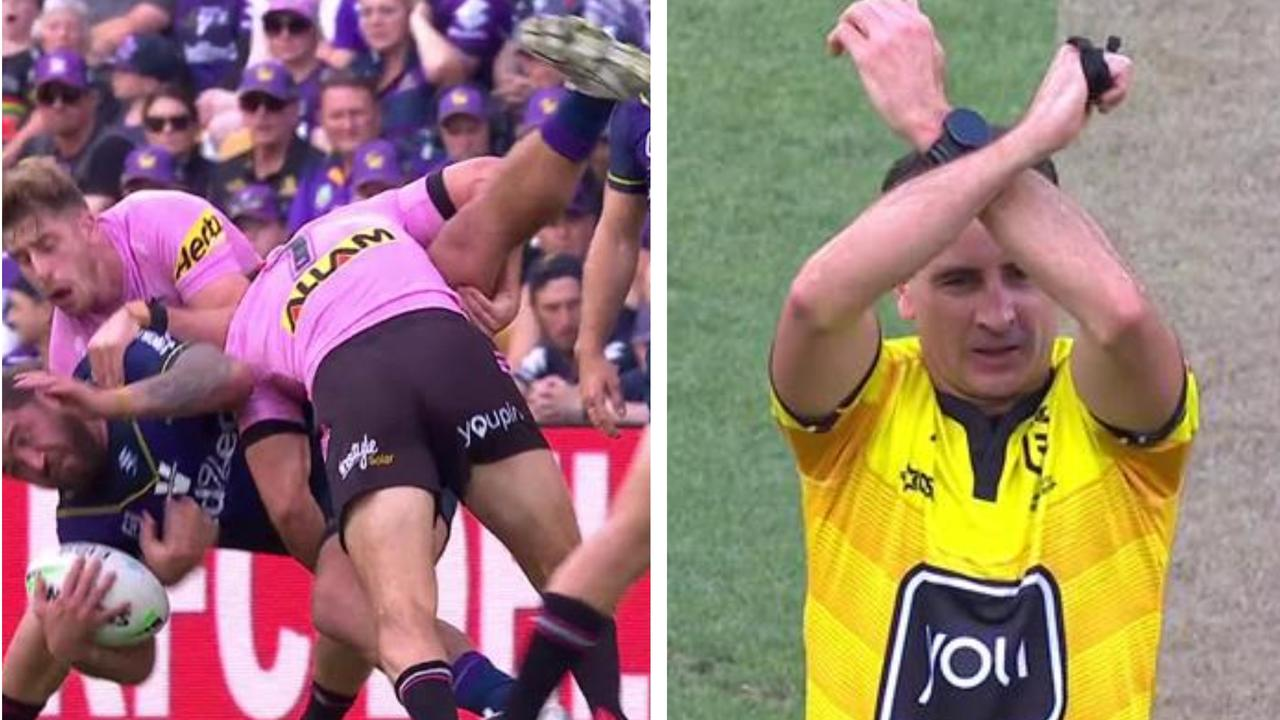 Cleary faces nervous wait over lifting tackle but Ivan brushes off fears he could miss GF