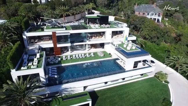 $253m mega-mansion hits market
