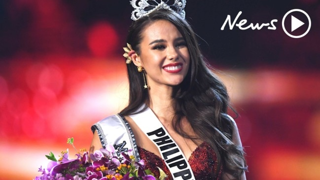 Miss Philippines crowned Miss Universe 2018