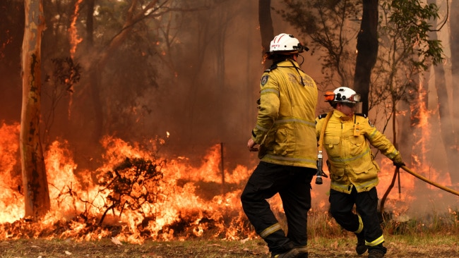 Fire and Rescue firefighters have been told to be on standby. Picture: Getty Images