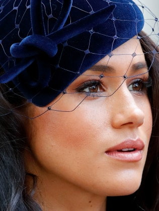 Meghan Markle has long been the subject of criticism by TV personality Piers Morgan. Picture: Getty