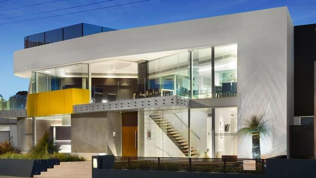 """<a href=""""http://www.realestate.com.au/property-house-vic-williamstown-125455626"""">48 The Strand, Williamstown</a>, is set to go under the hammer on July 22 with a price guide of <br/>$4.5 million-$4.9 million."""