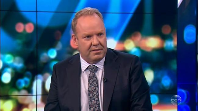 Peter Helliar walks off set over The Project's PMS segment