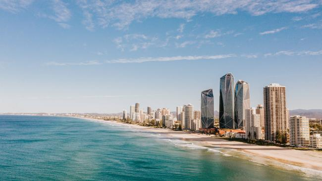 Fly from Sydney to the Gold Coast for $65.